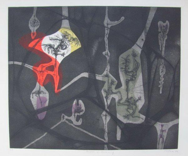 Heralds Of Awakening by Gabor Peterdi