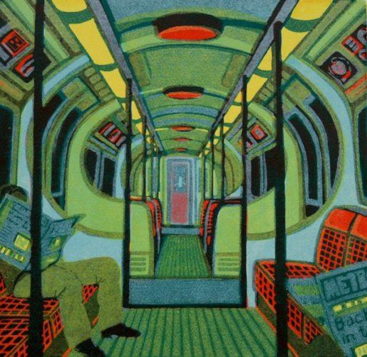 Metroland Ii by Gail Brodholt