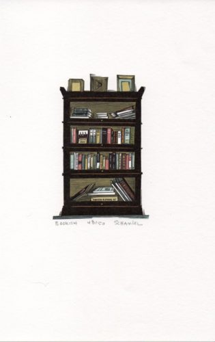 Bookish by Gaylord Schanilec