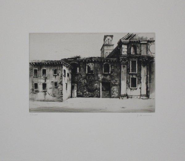 Fabrikgebäude by Gebhard Schwermer