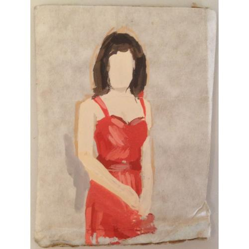 Susanna by Gideon Rubin