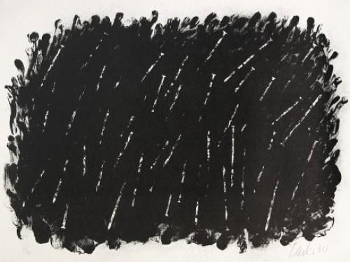 Bewegung by Gunther Uecker