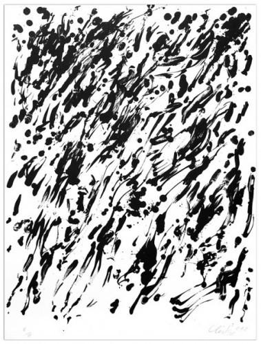 Spring I by Gunther Uecker