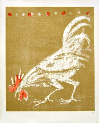 Hahn / Rooster by Hans (Fis