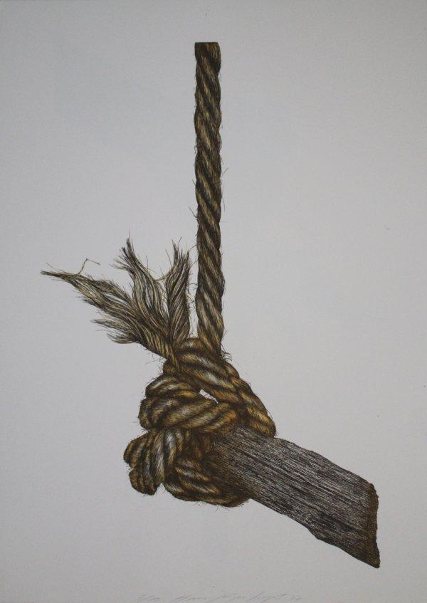 Knoten by Hans-Jürgen Siegert