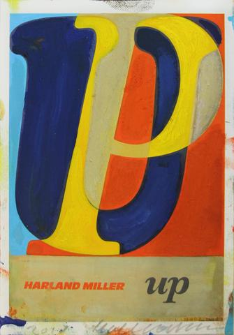 Up by Harland Miller