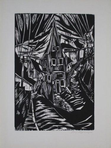 Waldenburg by Heinz Kupfernagel