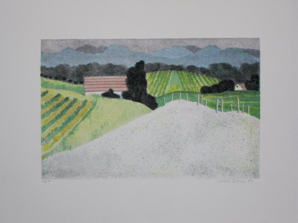 Landschaft / Landscape by Herbert Breiter