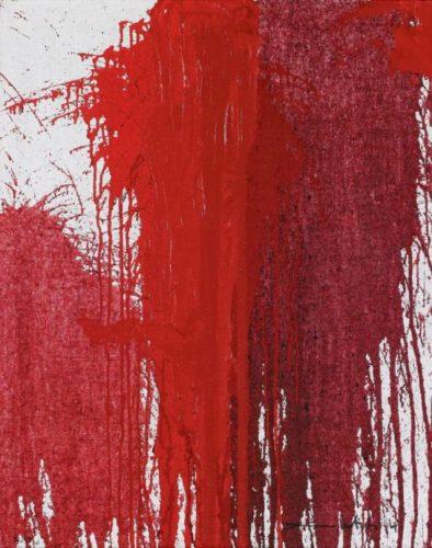 Rot by Hermann Nitsch