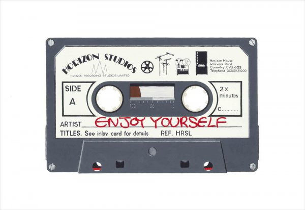 Enjoy Yourself by Horace Panter