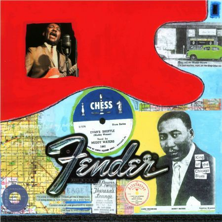 Muddy Waters by Horace Panter