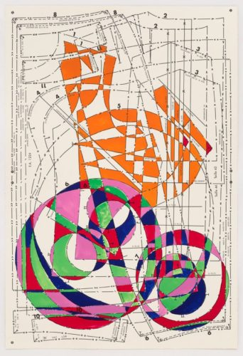 The Mesopotamian Maze No.1 by Hormazd Narielwalla