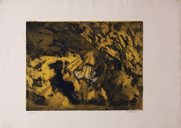 Caprice by Hubert Andrew Freeth