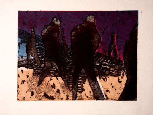 Menace by Hubert Andrew Freeth
