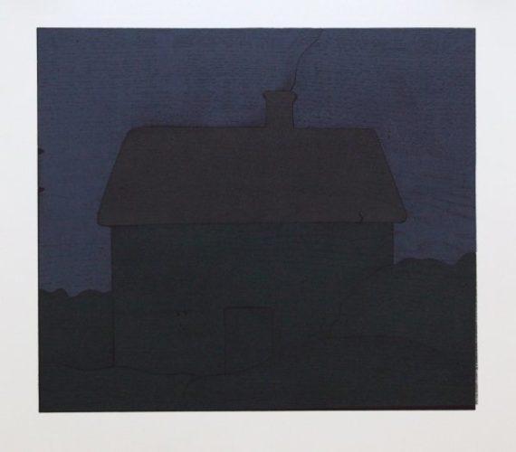 After Dark by Humphrey Ocean RA at