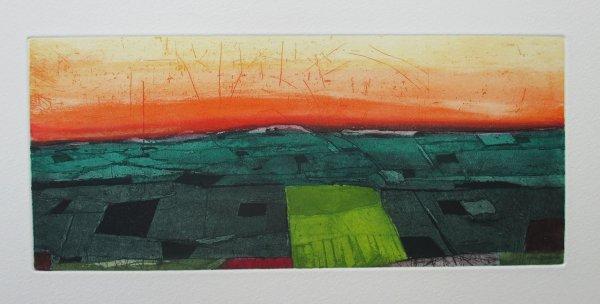 New Scottish Landscape by Ian McNicol