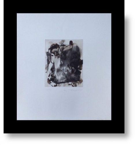 Staffa I by Ian McKeever