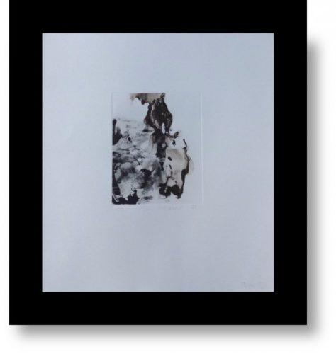 Staffa Iii by Ian McKeever