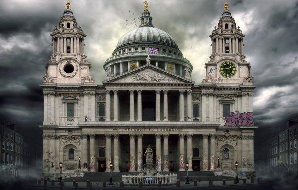 St. Paul's by JJ Adams
