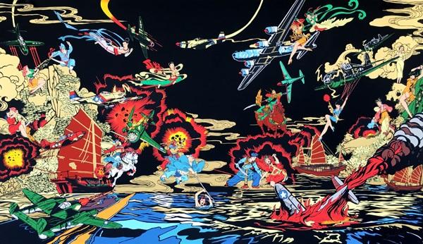 Culture Clash by Jacky Tsai