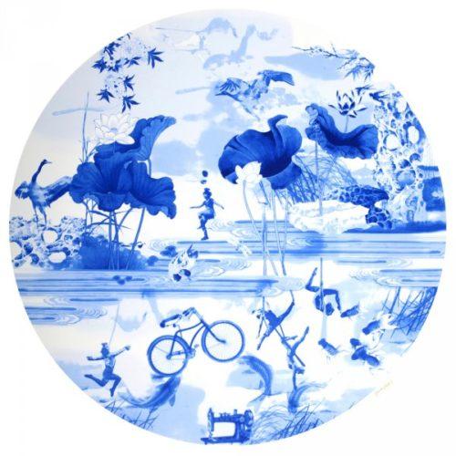 Lotus Play (shanghai Tang Series) by Jacky Tsai