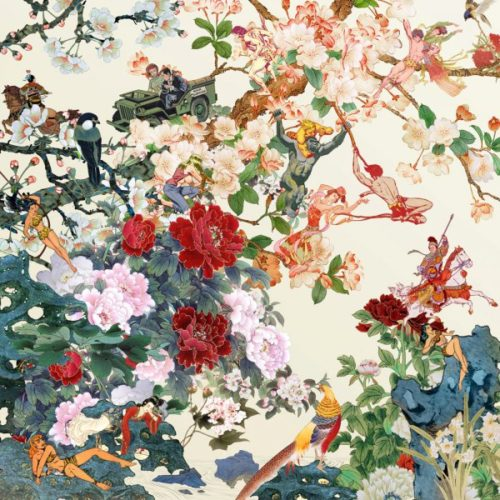 Save Empress Wu by Jacky Tsai