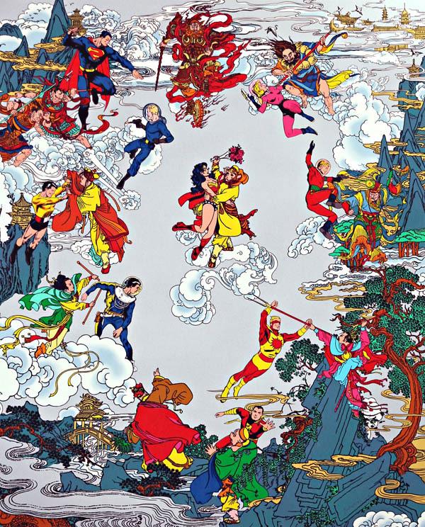 The Affair To The East by Jacky Tsai