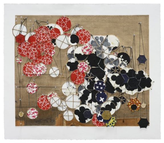 Another Cautionary Tale Comes To Mind (but Im…) by Jacob Hashimoto