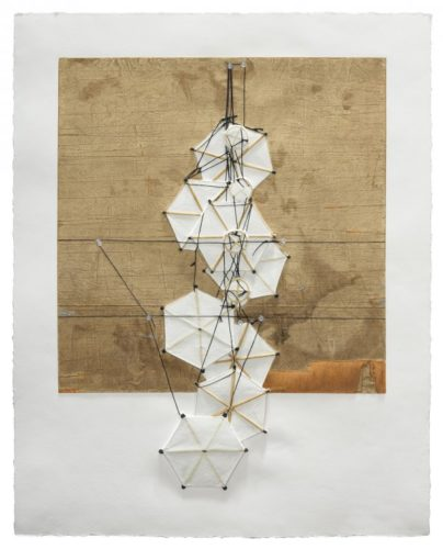 Not So Much Discoveries As Memories by Jacob Hashimoto
