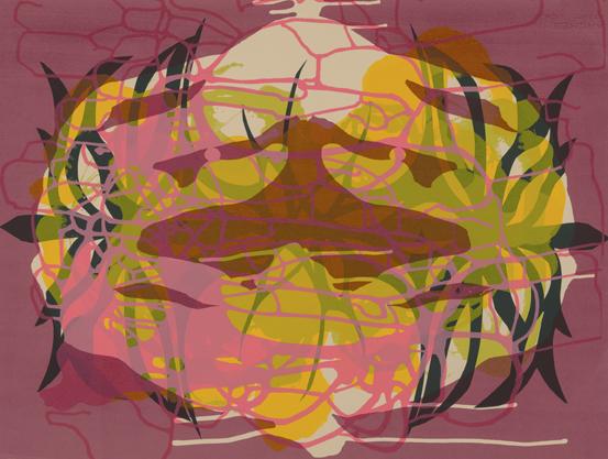 Spilling Memory 3 by Janaina Tschape