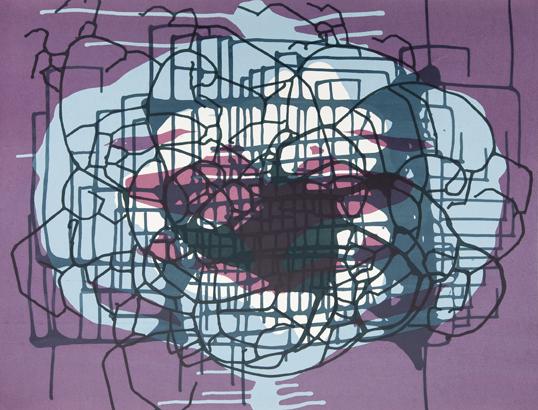 Spilling Memory 44 by Janaina Tschape