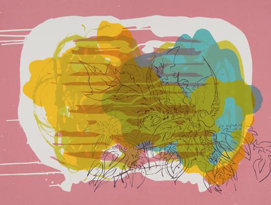 Spilling Memory 4 by Janaina Tschape