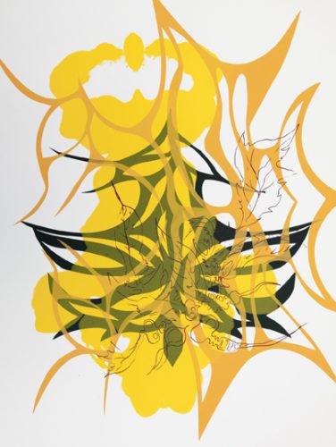 Spilling Memory 57 by Janaina Tschape