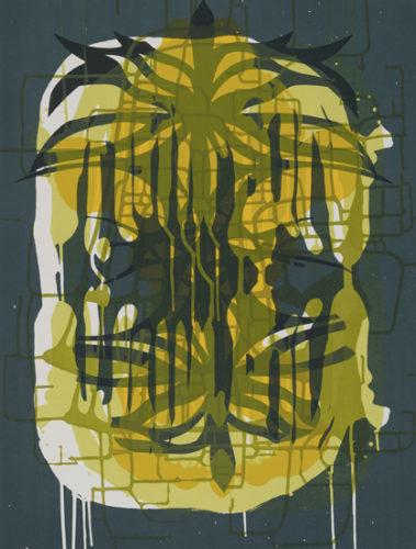 Spilling Memory 5 by Janaina Tschape