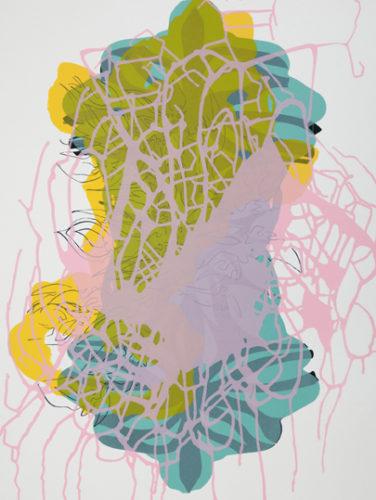 Spilling Memory 60 by Janaina Tschape