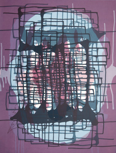 Spilling Memory 63 by Janaina Tschape