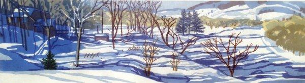 Quechee Sunny Day by Jane E. Goldman