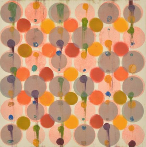 Dot Variant 26 by Janine Wong at Oehme Graphics