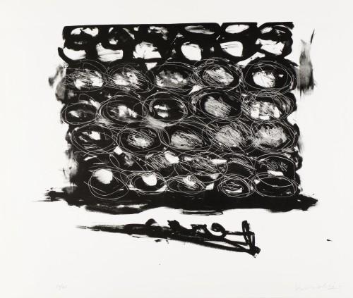 Mod 5 by Jannis Kounellis