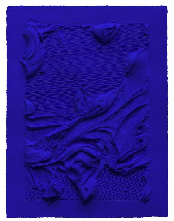 Ultra Blue by Jason Martin