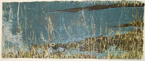 Dreaming Of The Lake Ii by Jean Gumpper