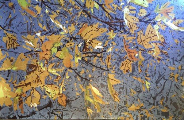Fall Wind by Jean Gumpper