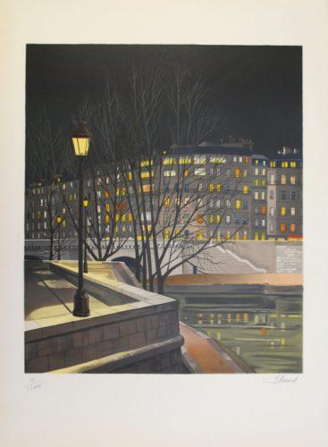 Les Quais by Jean-Luc Lecoindre