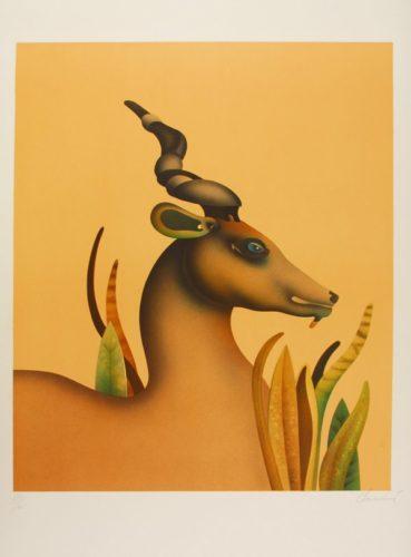 La Licorne / The Unicorn by Jean-Paul Donadini