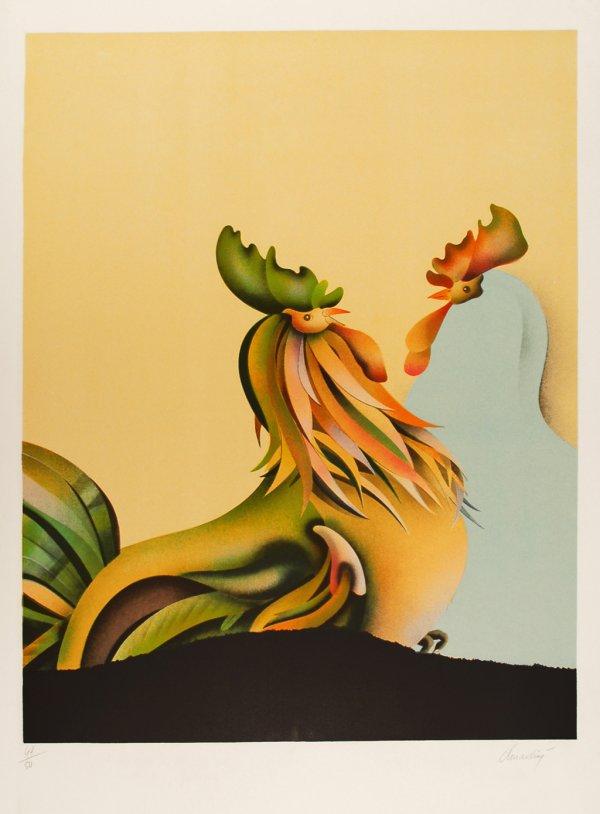 Les Deux Amis by Jean-Paul Donadini