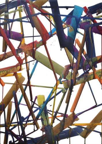 Structure 2 by Jeff Perrott at
