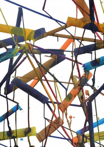 Structure 3 by Jeff Perrott at