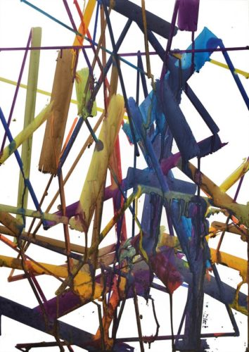 Structure 4 by Jeff Perrott at