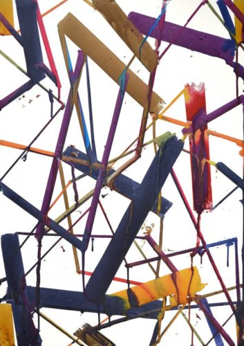Structure 5 by Jeff Perrott at