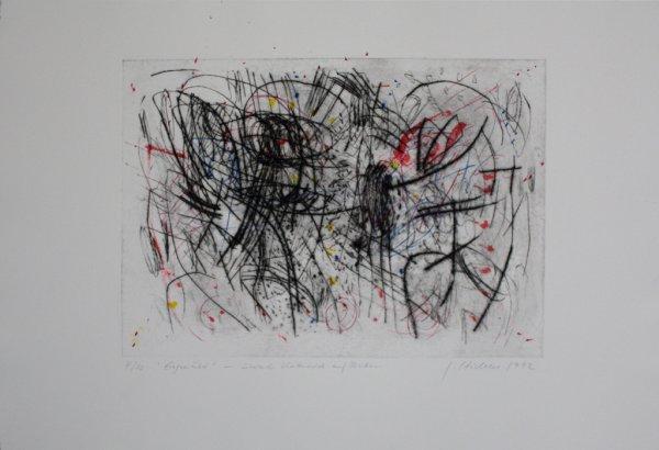 Gegenüber / Across by Joachim Czichon